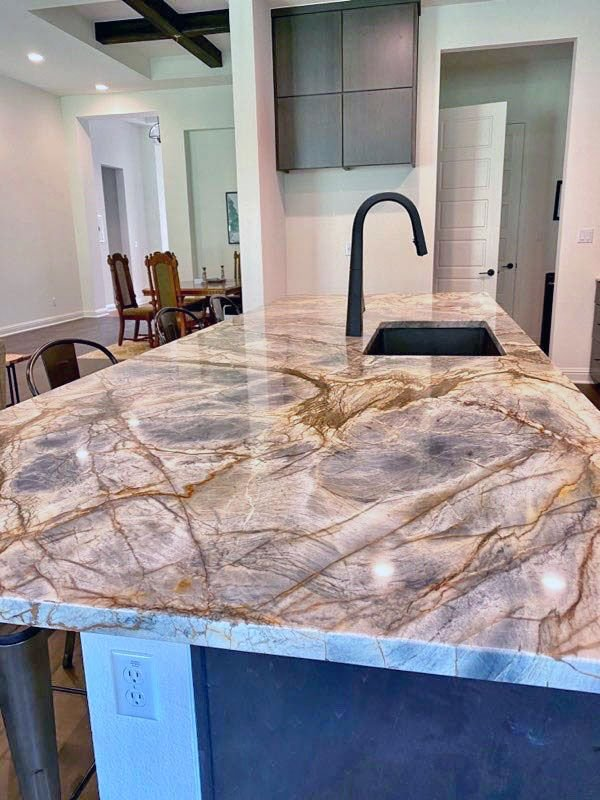 Quartzite Countertops