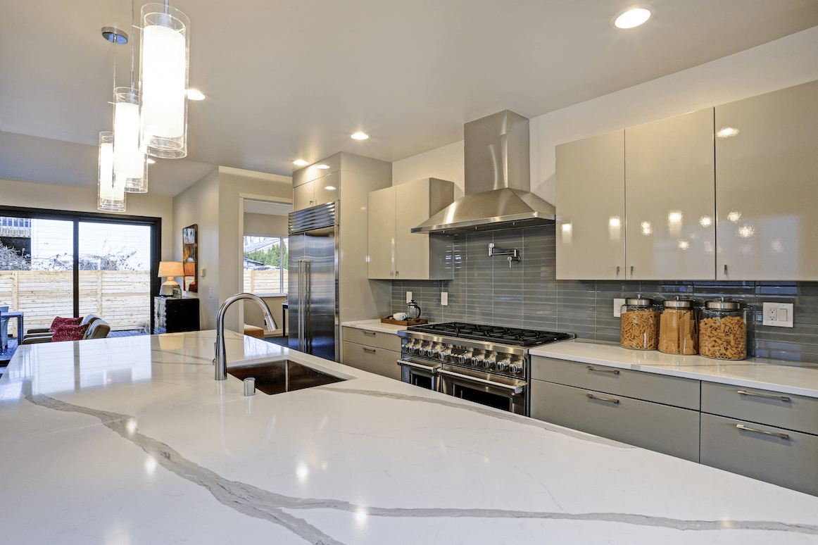 Bergen Granite & Marble - White Kitchen_2