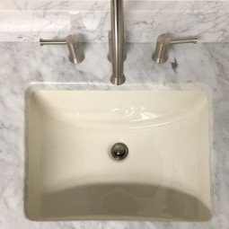 Porcelain Sink 6003-1814B