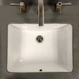 Porcelain Sink 6003-2115W