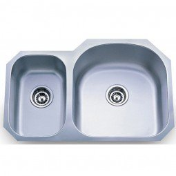 Stainless Steel Sink 6001-3120R/6001-3120RT