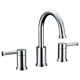 Two Handle Lavatory Faucet 8001-003
