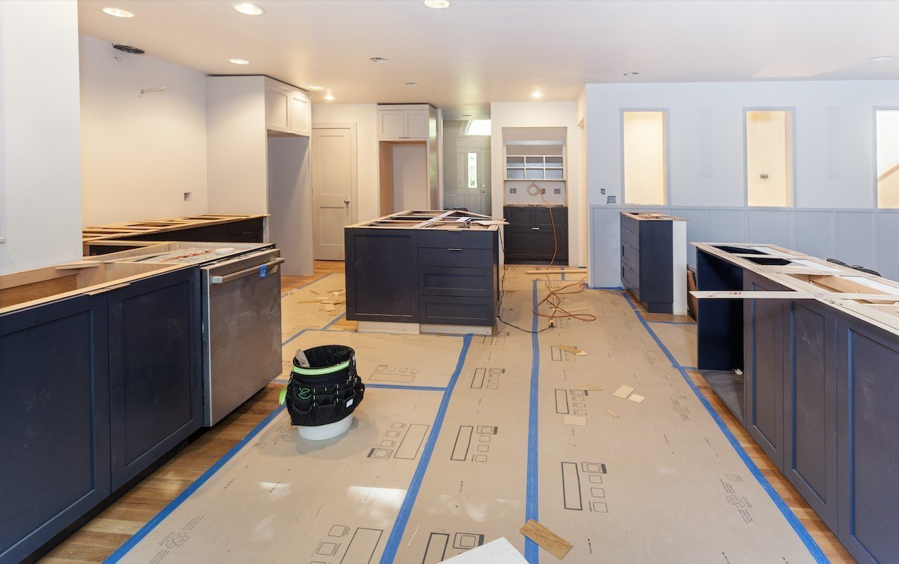 Estimated Cost to Remodel Kitchen