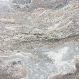 Brown Fantasy Marble Honed