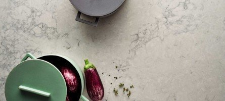 Caesarstone Noble Gray